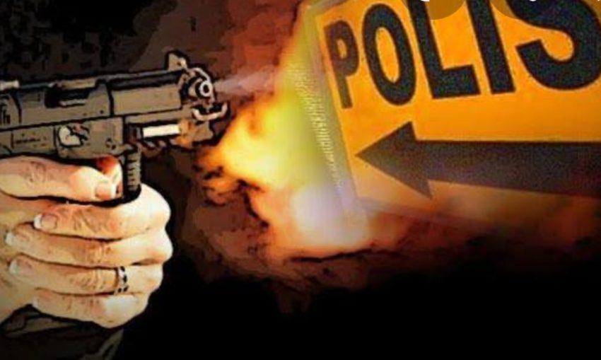 Polisi Tembak Mati Rampok Spesialis Minimarket di Palembang