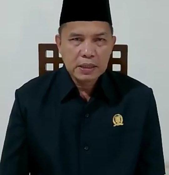 Ketua Komisi III DPRD Banyuasin Apresiasi Pihak Kepolisian Yang Berhasil Ungkap Kasus Pembunuhan Guru SDN 11 Muara Telang