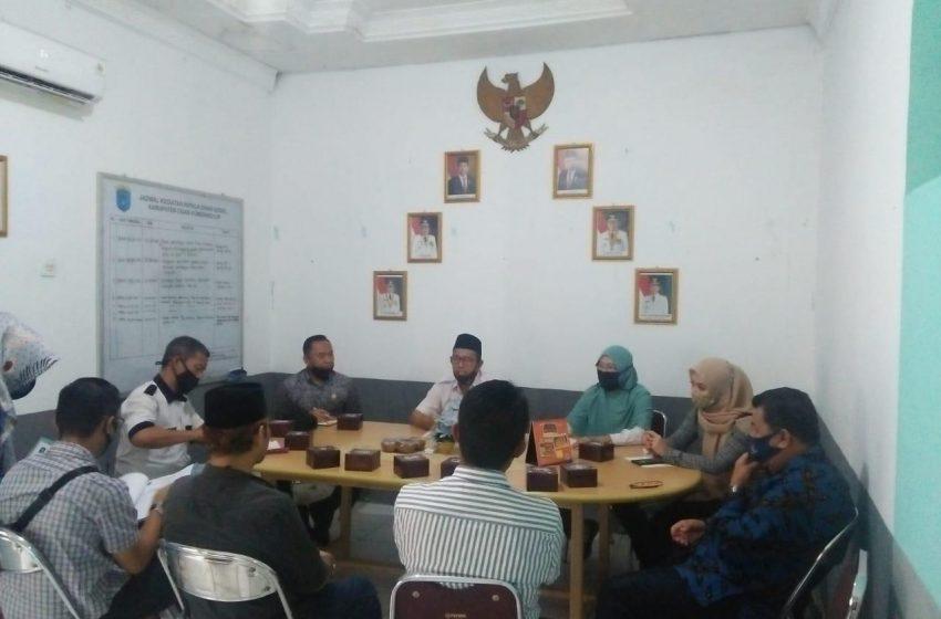Tertib, DPRD Bangka Belajar Distribusi Bansos Covid-19 di OKI