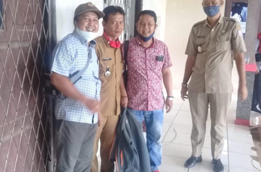 Febriwansyah ST Siap Berkompetisi Dalam Kontestasi Pilkades Rimba Alai