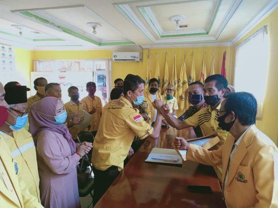 Irian Setiawan Diprediksi Terpilih Aklamasi Ketua DPD II Partai Golkar Banyuasin