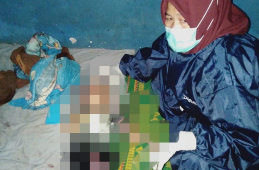 RA Tega Bunuh Istri dan Anak Kandung