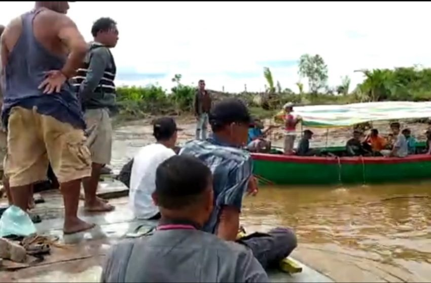 Kecelakaan Speedboat 4 Penumpang Tewas Tenggelam