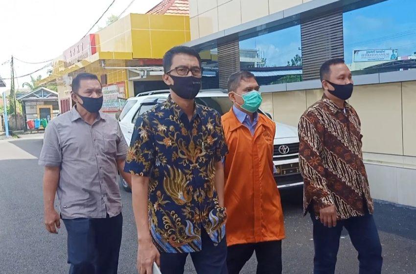 Korupsi GSC Mantan Kadis PU CK ZA Resmi Tersangka