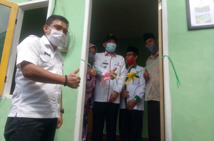Pemkot dan Baznas Bedah Rumah Wong Palembang