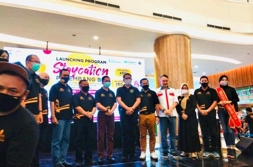 Staycation Palembang Bae 2020 Tingkatkan Okupansi Hotel