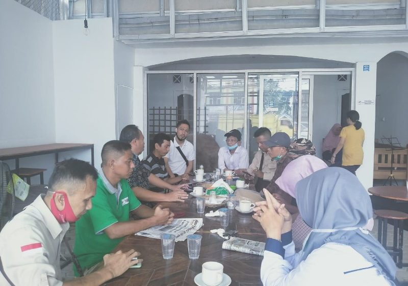 SMSI Sumsel Bentuk Pengurus Kabupaten Banyuasin