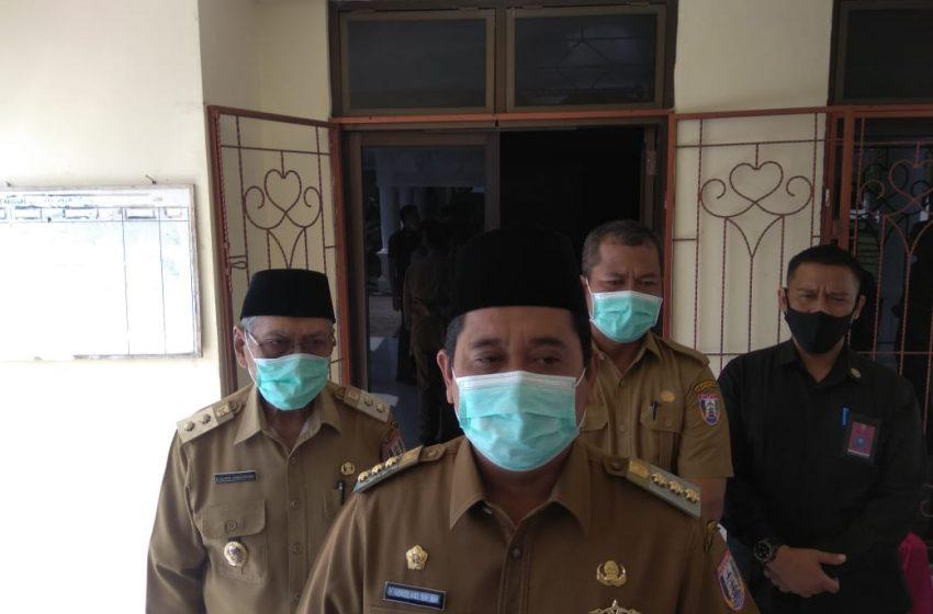 September Kasus Pasien Positif Covid 19 di Banyuasin bertambah 5 Orang