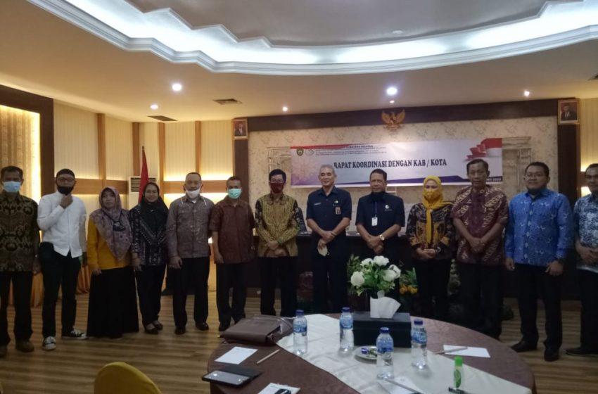 Pemerintah Provinsi dan Kabupaten Kota Sinergisitas dengan Dinas Kelautan dan Perikanan untuk Budidaya Perikanan