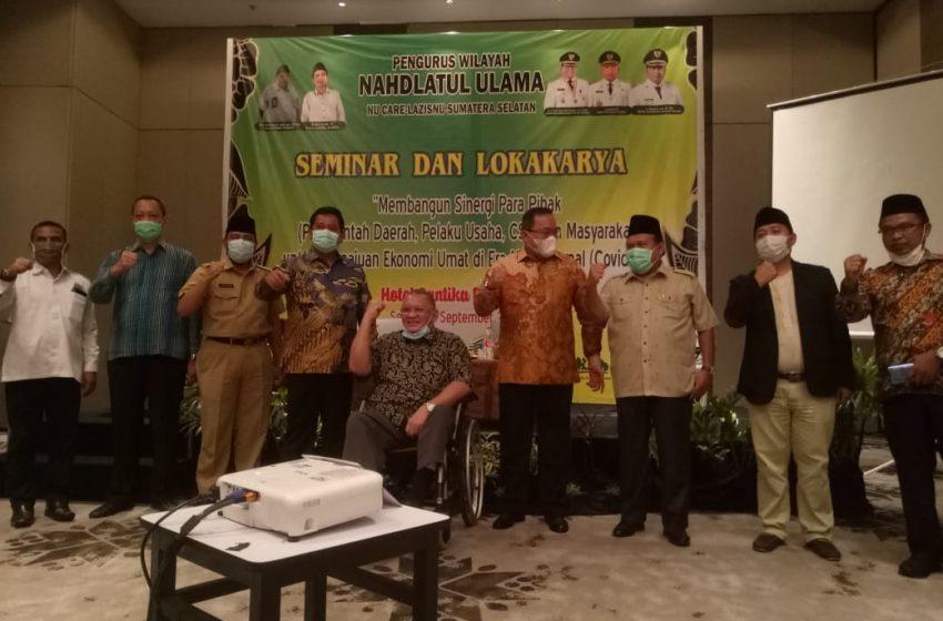 NU Care LAZISNU Gelar Seminar dan Lokakarya
