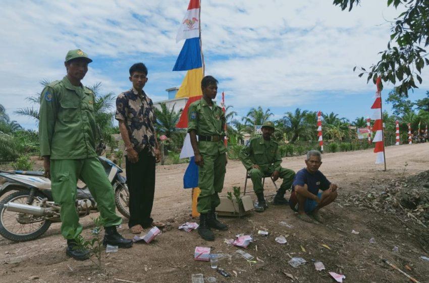 Warga Desa di Banyuasin Belum Paham Protokes