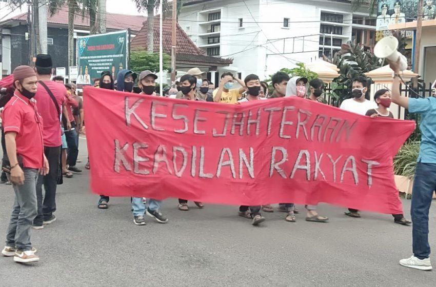 GPK Sumsel Desak Gubernur Tindak Lanjuti Dugaan Korupsi Di Diknas dan PUBM Sumsel
