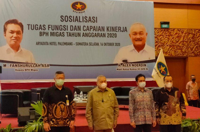 BPH Migas Targetkan Pemasangan Jargas di 17 Kabupaten dan Kota di Sumsel.