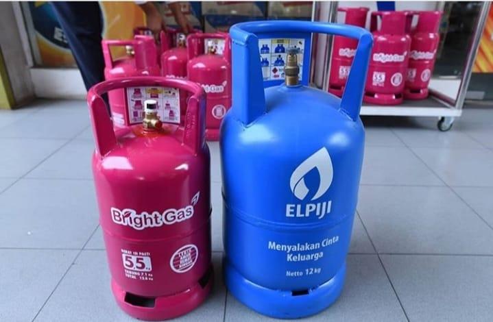 Pertamina Akan Tarik Tabung Gas Elpiji 12 Kg