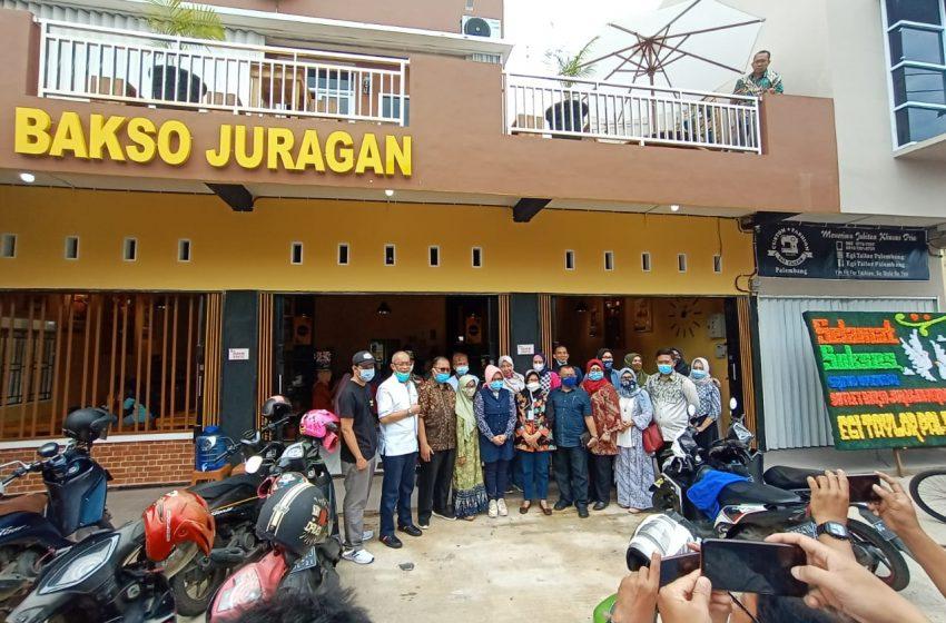 Grand Opening Bakso Juragan, Diskon 50 Persen