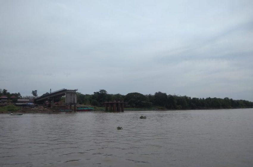 Pemprov Sumsel Bantu Rp 37 Miliar Bangun Jembatan Rantau Bayur