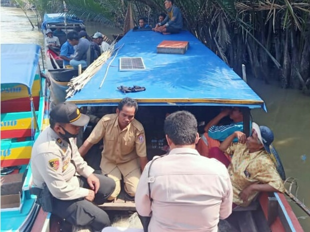 Nelayan Tewas Di Sambar Buaya