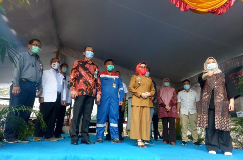 Mobile Laboratory Bio Safety Level-2 Pertama Di Indonesia :Alat PCR deteksi Covid-19