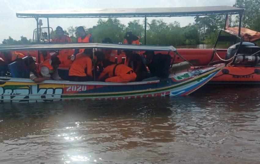 Tabrakan Speedboat, Tim Gabungan Evakuasi Korban