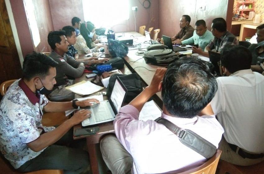 Rapat Rakor Akhir Tahun P3MD Bahas Dana Desa Tahap III