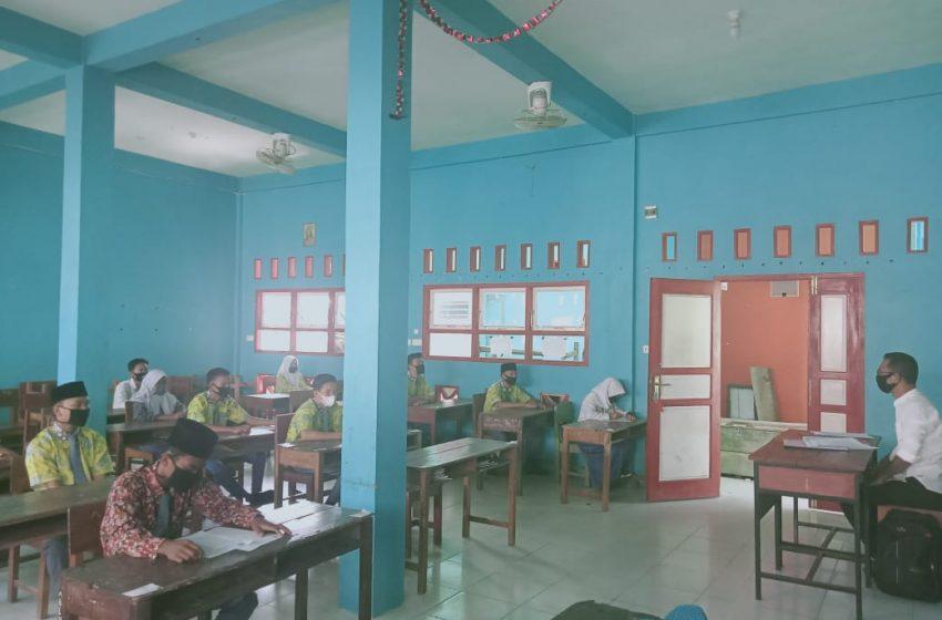 SMA Plus Bina Satria Rupit Terapkan Belajar Tatap Muka