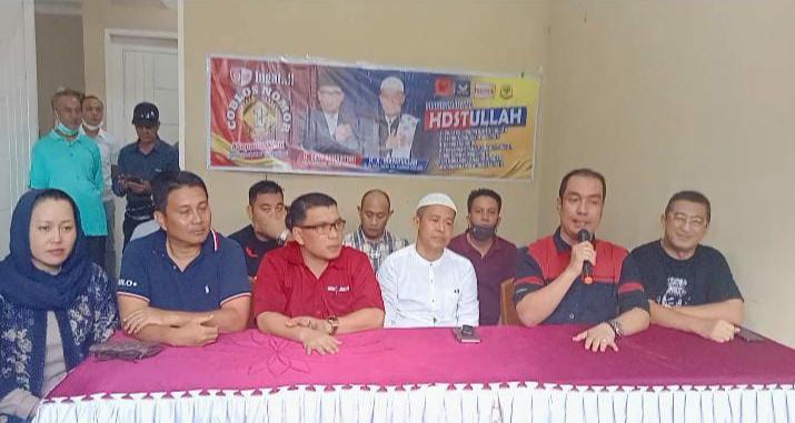 HDS – Tullah Yakin Jadi Pemenang Pilkada Muratara