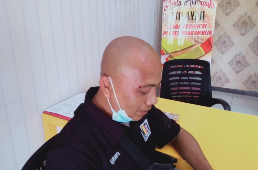 Salah Paham, Wartawan Prabumulih di Aniaya Tamu Dinas PUPR