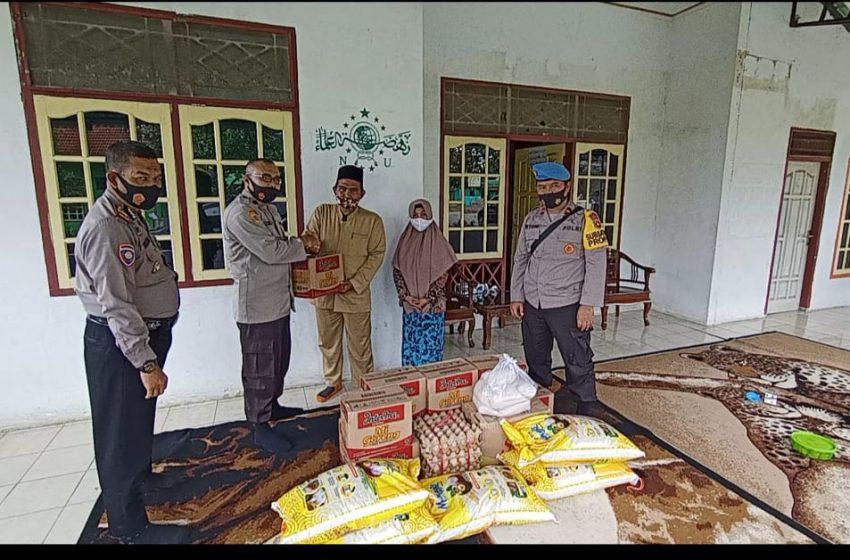 Polres Muratara Doakan Korban Jatuhnya Pesawat Sriwijaya Air