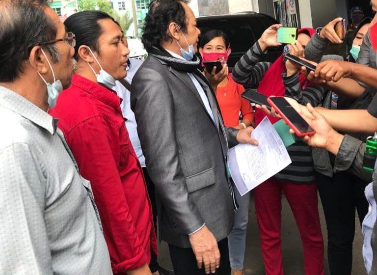 Masyarakat 2 Desa Desak PT PWS Serahkan lahan kebun Plasma 2.563 Hektar