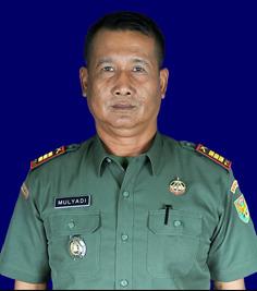 TNI Berduka , Danramil 404/04 Gunung Megang Tutup Usia