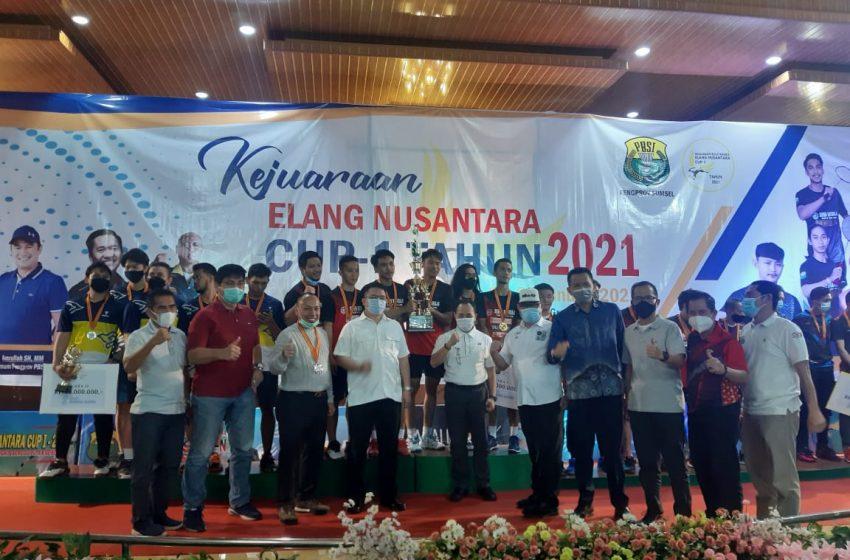 PB Semen Baturaja Jawara Elnus Cup 2021