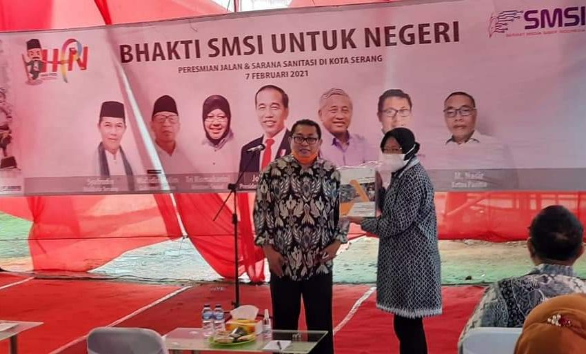 Menteri Sosial Puji SMSI Bangun Peradaban