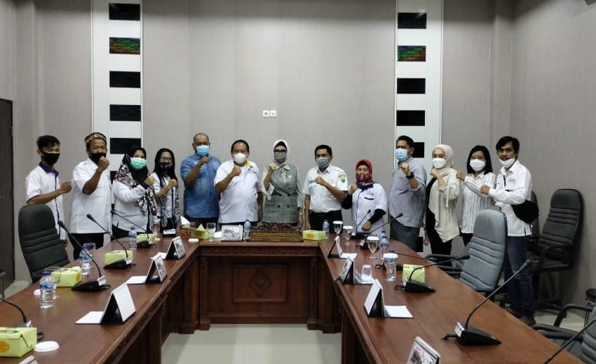 DPRD Sumsel Siap Bersinergi dengan SMSI