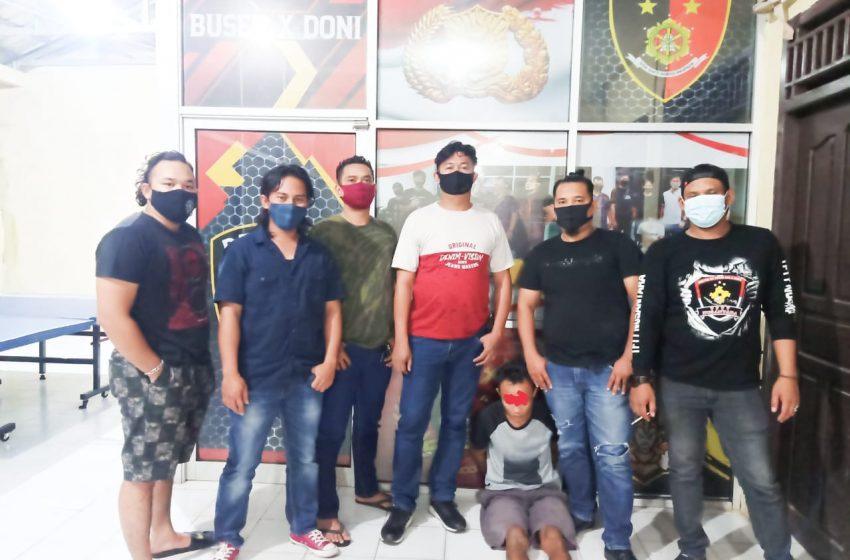 Bolak Balik Larikan Diri ke Bogor, Pelaku Pencurian dan Penggelapan Ditangkap