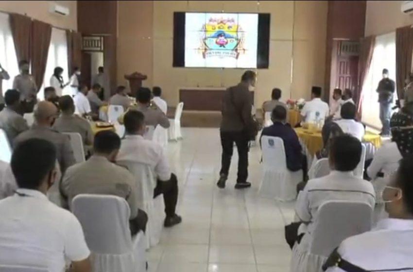 Polres OKU Selatan Launching Virtual Police Awasi Pengguna Medsos