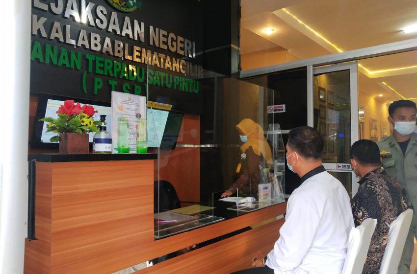 Proyek Pembangunan Gedung Perkantoran PALI Dilaporkan ke Kejari