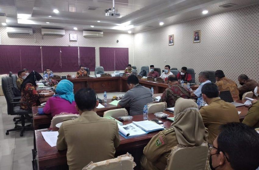 DOB Kikim Area Tunggu Persetujuan DPRD dan Gubernur Sumsel