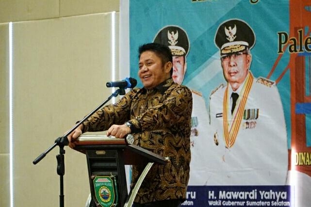 Gubernur Sumsel Hadiri MoU PMA dan PMDN dengan UMKM