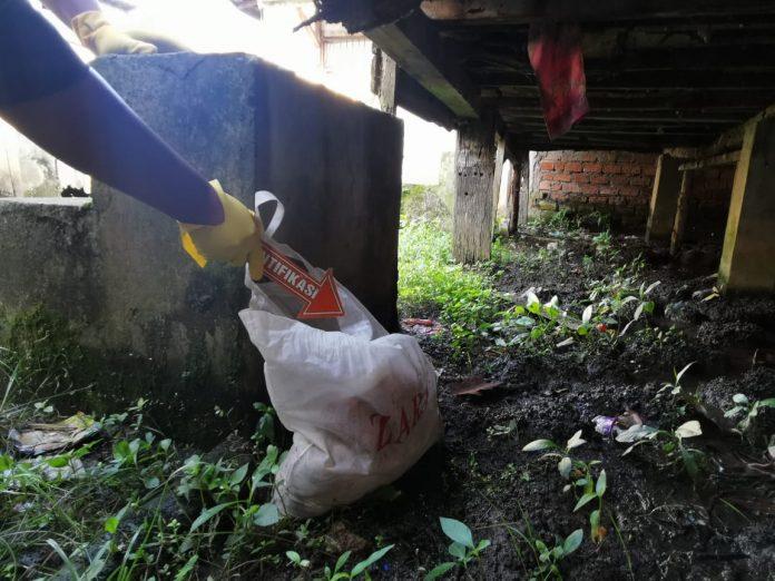 Warga Plaju Palembang Digegerkan Penemuan Mayat Bayi dalam Kantong Plastik