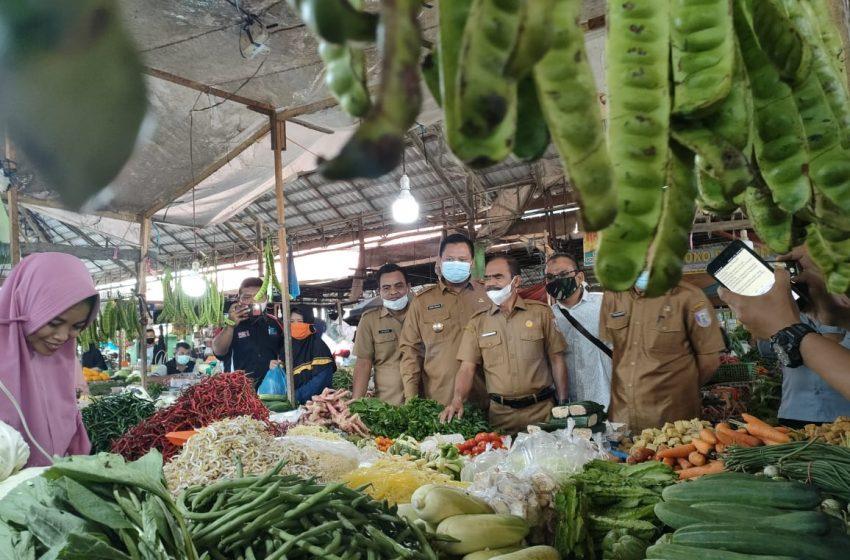 Diskoperindag Banyuasin Gelar Operasi Pasar Ramadhan