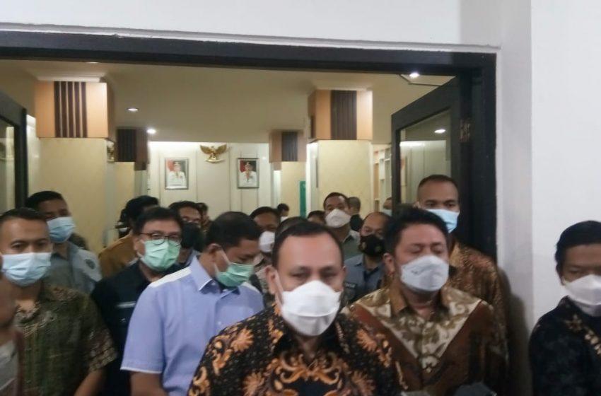 Ketua KPK Imbau Semua Kepala Daerah Permudah Perizinan Usaha