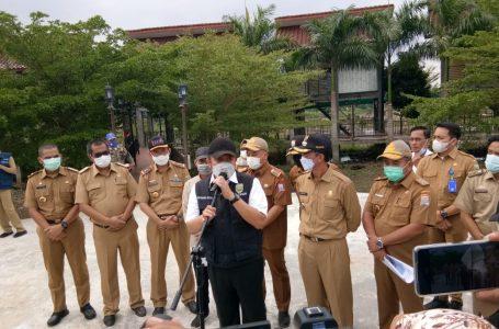 Gubernur Sumsel Pantau Langsung Pembangunan Pulau Kemaro