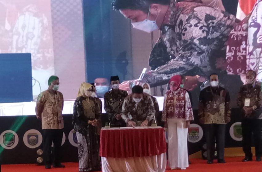 Gubernur Sumsel Buka Musrenbang RKPD Provinsi Sumsel Tahun 2022