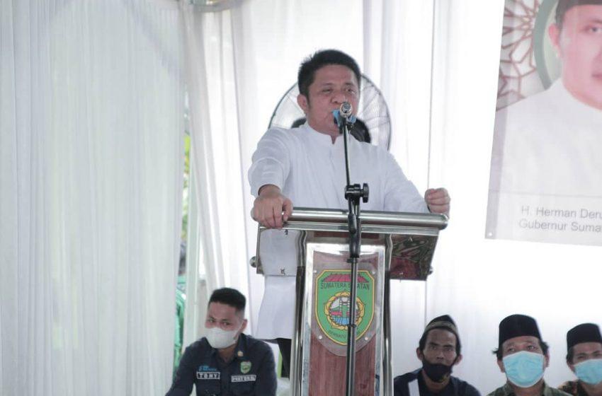 Gubernur Sumsel Bangga PALI Miliki Ponpes Terpadu La Tansa Mustika