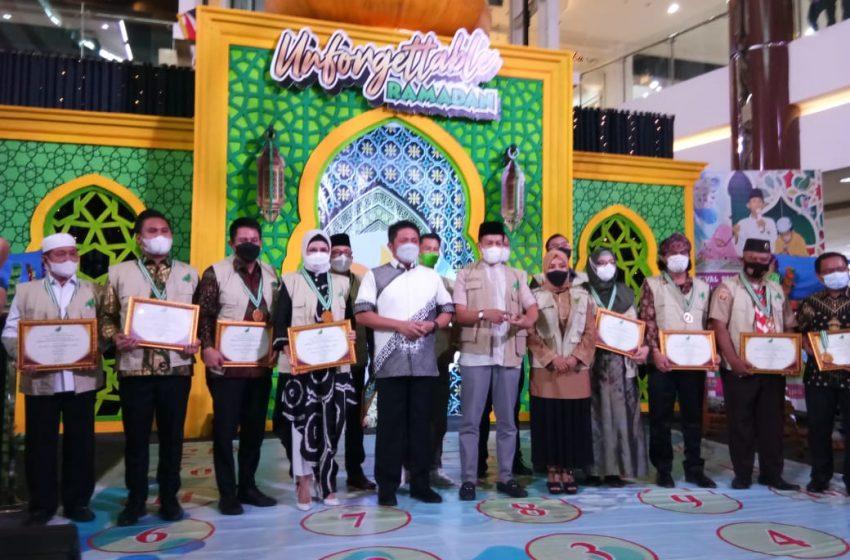Gubernur Buka Festival Panti Asuhan