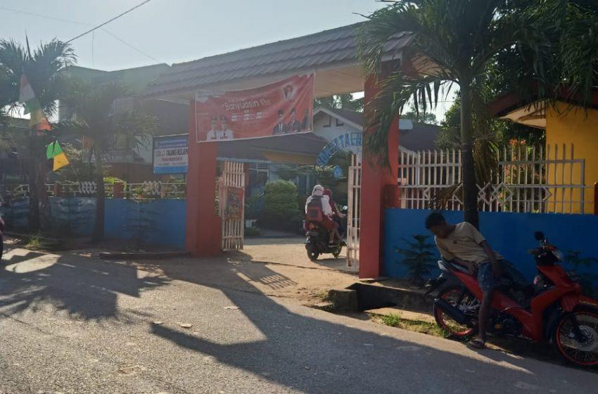 SD di Talang Kelapa Banyuasin Kembali Terapkan Sekolah Tatap Muka di Tengah Pandemi Covid 19
