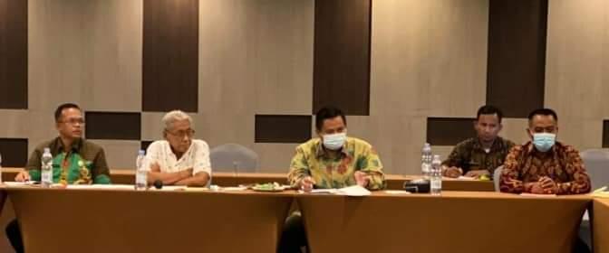 Pertemuan Kelompok Tani dan PT CCL Temui Jalan Buntu,  MOU Terancam Gagal