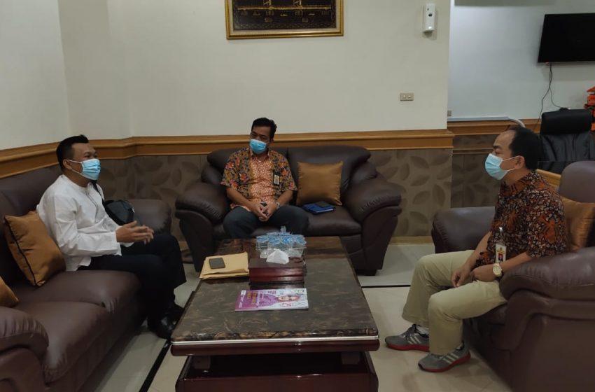KPP Palembang Ilir Timur akan Perbaiki Layanan Perpajakan