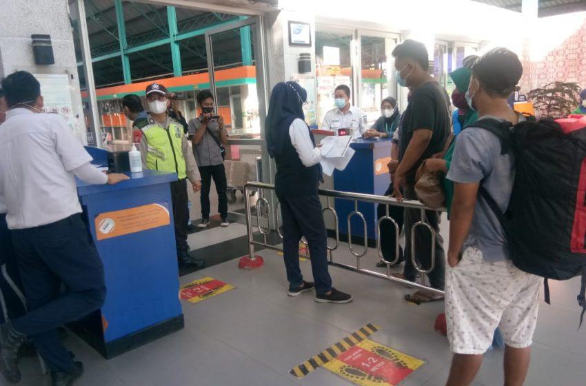 PT KAI Palembang Hanya Layani Perjalanan Dinas dan Mendesak
