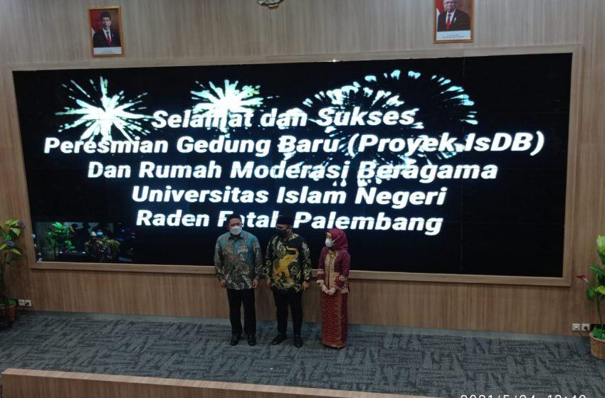 Menteri Agama Tegaskan jangan ada Korupsi di UIN Raden Fattah